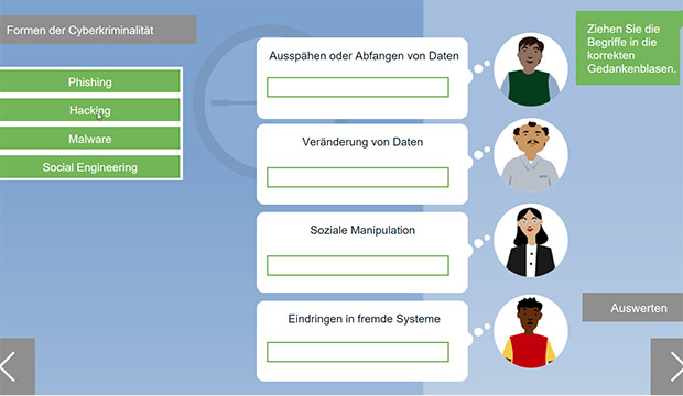 Preview image for training Informationssicherheit - Online-Training